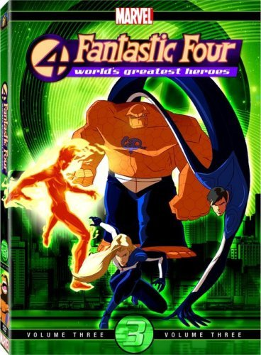 Fantastic Four Worlds Greatest Vol. 3 Nr