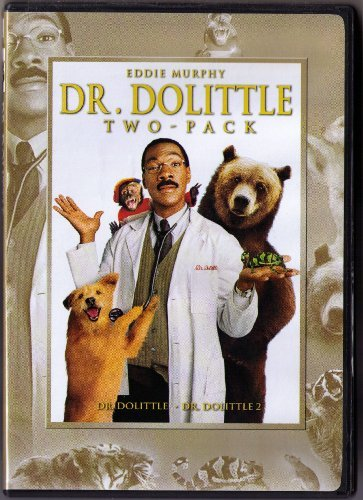 Dr. Dolittle Two Pack Dr. Doolittle Dr. Dolittle 2