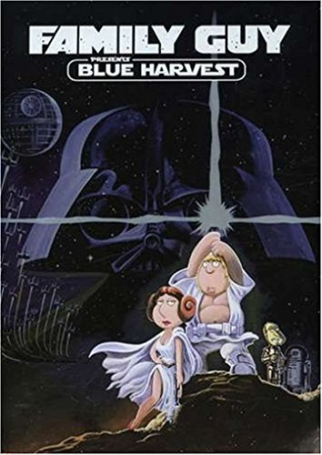 Family Guy Blue Harvest DVD Nr