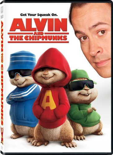 Alvin & The Chipmunks Alvin & The Chipmunks DVD Pg
