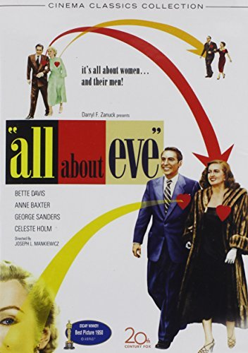 All About Eve Baxter Davis DVD Nr