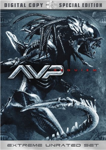 Alien Vs. Predator Requiem Alien Vs. Predator Requiem Ws Special Ed. Ur