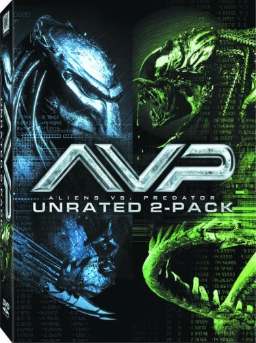 Alien Vs. Predator Alien Vs. P Alien Vs. Predator Alien Vs. P Ws Ur 2 DVD