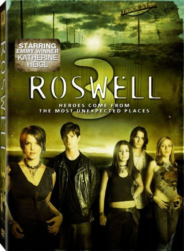 Roswell Season 3 DVD
