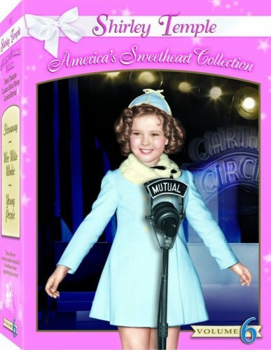 Shirley Temple Vol. 6 Collect Temple Shirley Nr 3 DVD