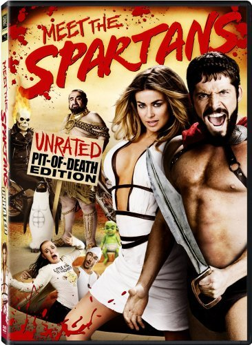 Meet The Spartans Electra Van Wit Sorbo Method M Ws Pit Of Death Ed. Ur