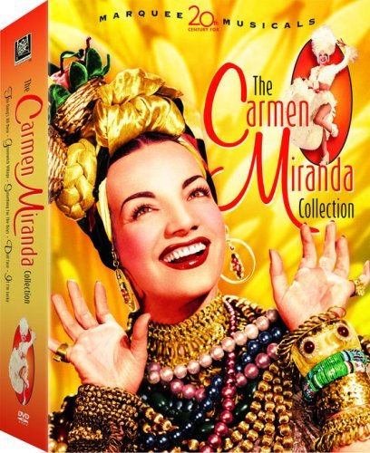 Carmen Miranda Collection Carmen Miranda Collection Nr 5 DVD