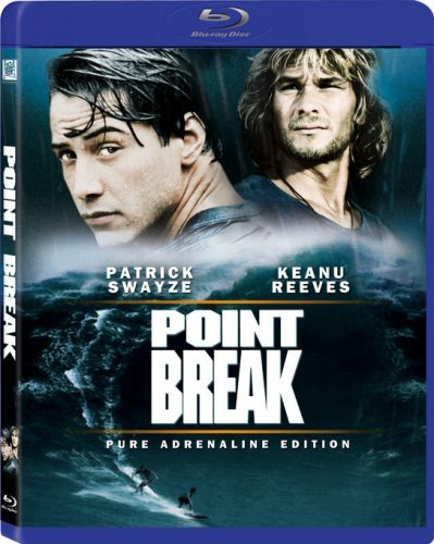 Point Break Reeves Swayze Ws Special Ed. Blu Ray R