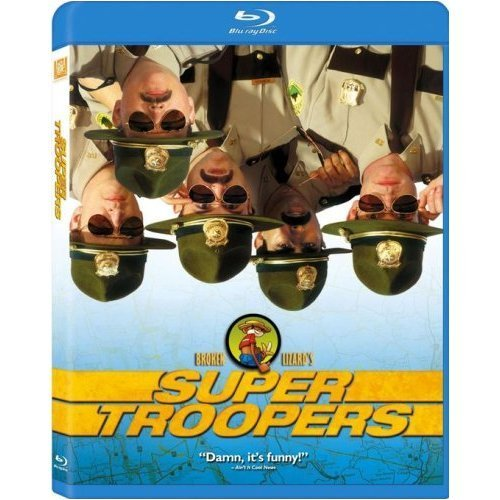 Super Troopers Chandrasekhar Lemme Blu Ray Ws R