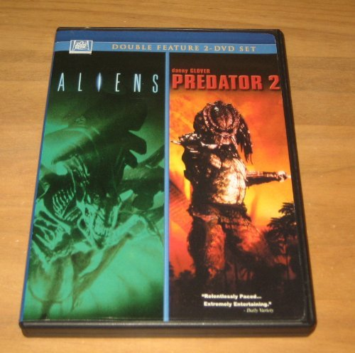 Aliens Predator 2 Double Feature