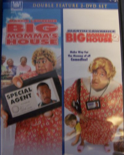 Double Feature Big Momma's House Big Momma's Hous