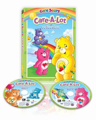 Care Bears Care A Lot Collection Nr 2 DVD