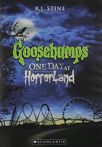 Goosebumps One Day At Horrorland DVD Nr