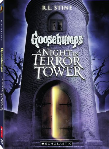 Goosebumps Night In Terror Tower DVD Nr