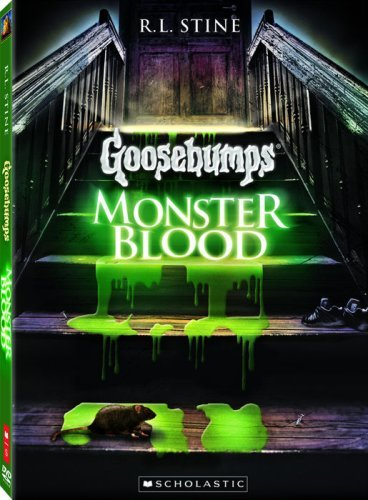 Goosebumps Monster Blood DVD