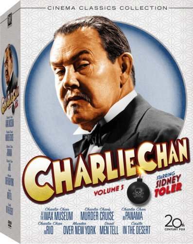 Chan Charlie Vol. 5 Collection Nr 8 DVD
