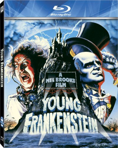 Young Frankenstein Young Frankenstein Blu Ray Ws Pg