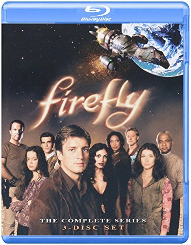 Firefly Complete Series Blu Ray