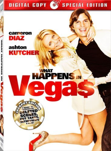 What Happens In Vegas Kutcher Diaz Ws Incl. Digital Copy Pg13