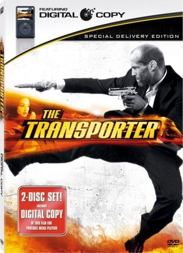 Transporter Transporter Ws Incl. Digital Copy Pg13