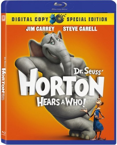 Horton Hears A Who Horton Hears A Who Blu Ray Ws G