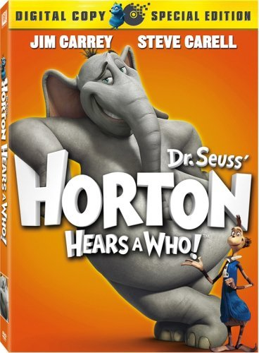 Horton Hears A Who Horton Hears A Who Ws Special Ed. G 2 DVD