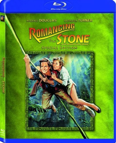 Romancing The Stone Romancing The Stone Blu Ray Ws Pg