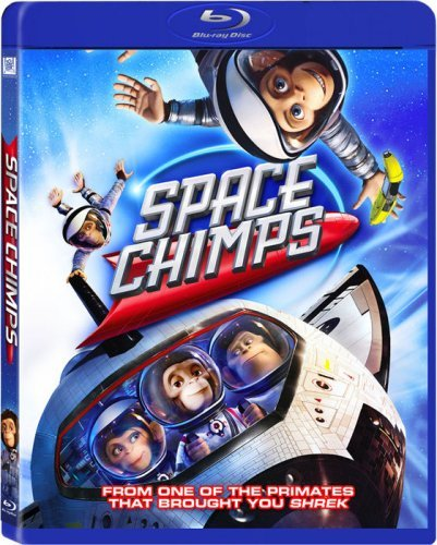 Space Chimps Space Chimps Blu Ray Ws G