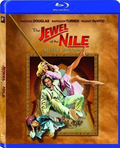 Jewel Of The Nile Jewel Of The Nile Blu Ray Ws Pg