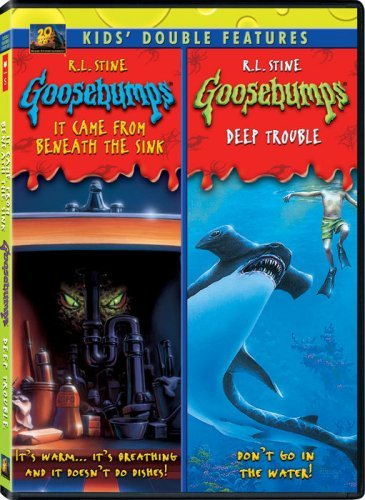 Goosebumps It Came From Beneath The Sink Nr