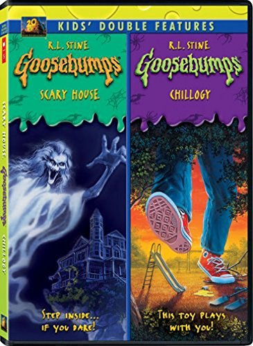 Goosebumps Scary House Chillogy Nr