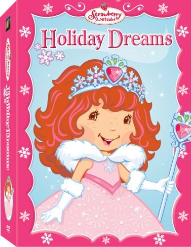 Strawberry Shortcake Holiday Dreams Collection Nr 3 DVD