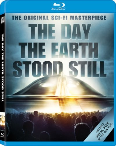 Day The Earth Stood Still (1951) Day The Earth Stood Still (1951) Blu Ray Pg13 Ws