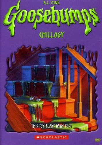 Goosebumps Chillogy DVD Nr