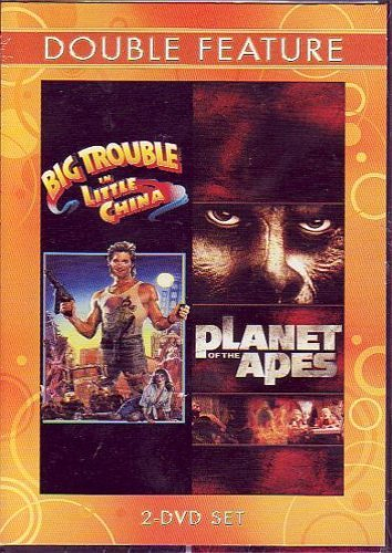 Big Trouble In Little China Planet Of The Apes Double Feature