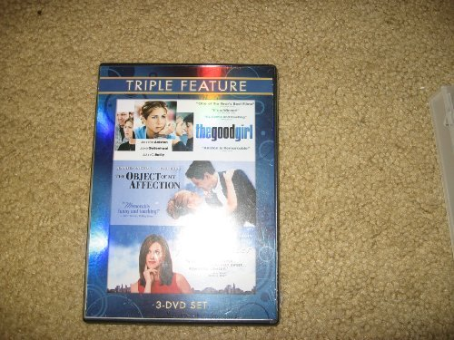 Jennifer Aniston Triple Feature Good Girl Object Of My Affection Picture Perfect