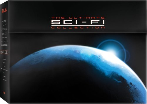 Ultimate Sci Fi Collection Ultimate Sci Fi Collection Nr 20 DVD