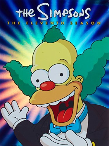 Simpsons Season 11 DVD Season 11