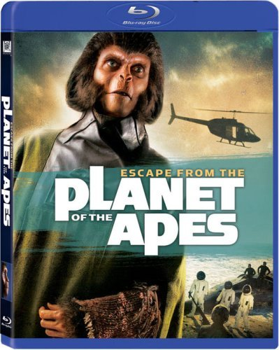 Planet Of The Apes Escape From Planet Of The Apes Escape From Ws Blu Ray G