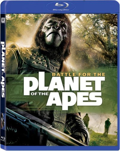 Planet Of The Apes Battle For Planet Of The Apes Battle For Ws Blu Ray Nr