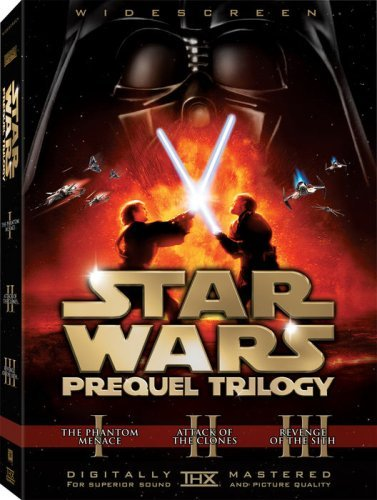 Star Wars Trilogy Episodes 1 3 Mcgregor Portman Christensen Pg 6 DVD