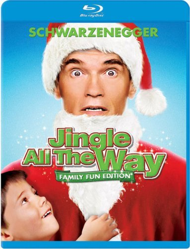 Jingle All The Way Jingle All The Way Blu Ray Ws Pg