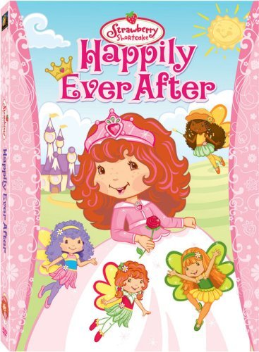 Happily Ever After Strawberry Shortcake Nr