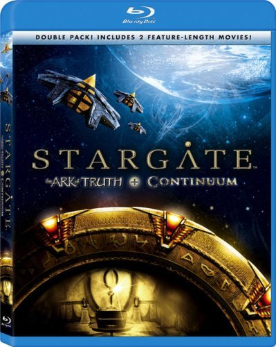 Ark Of Truth Continuum Stargate Blu Ray Ws Nr