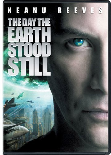 Day The Earth Stood Still (200 Reeves Connelly Bates Ws Fs Pg13 2 DVD