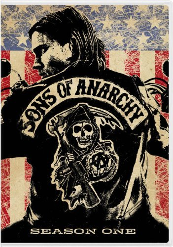 Sons Of Anarchy Season 1 DVD Nr