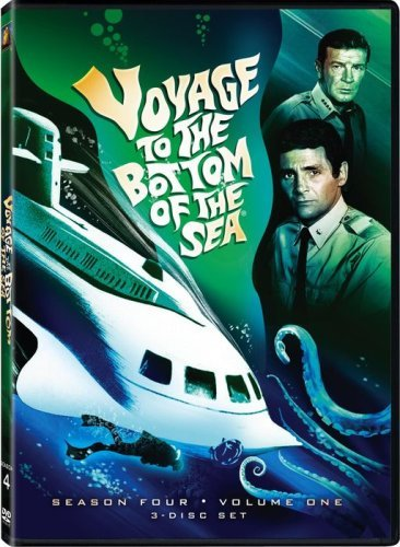 Voyage To The Bottom Of The Se Voyage To The Bottom Of The Se Vol. 1 Season 4 Nr 3 DVD