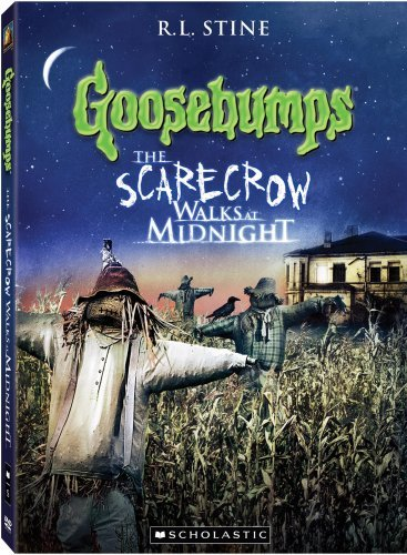 Goosebumps Scarecrow Walks At Midnight DVD