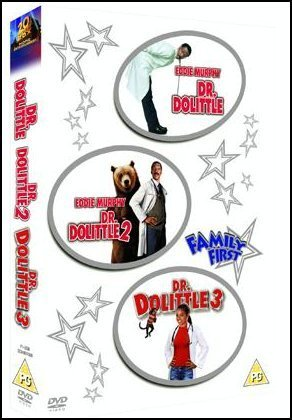 Dr. Dolittle Triple Pack Dr. Dolittle Triple Pack