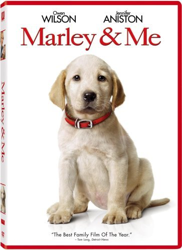 Marley & Me Wilson Aniston DVD Pg